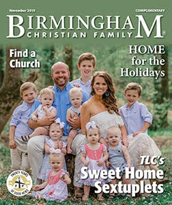 BCF November 2019 Cover Sweet Home Sextuplets