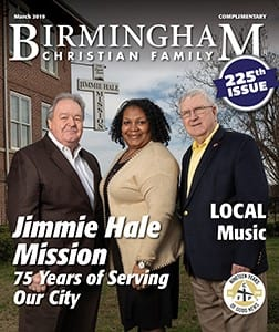 Cover March 19 BCF WEB Jimmie Hale Mission 225 Issue smaller 1